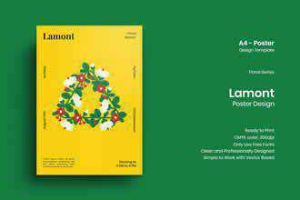 Lamont Poster Design