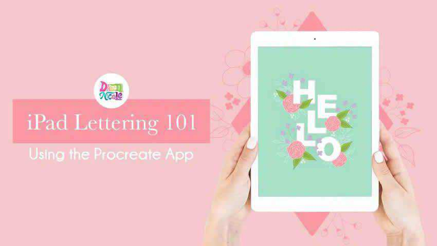 Procreate Lettering 101