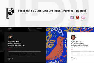 Responsive Resume