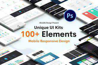 Responsive Design UI Kit