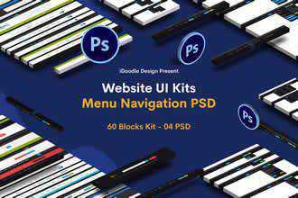 Navigation UI Kits