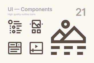 UI Kit Components