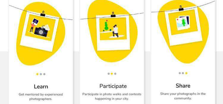 Example from 8 Beautifully Illustrated Onboarding Screens in Mobile Design