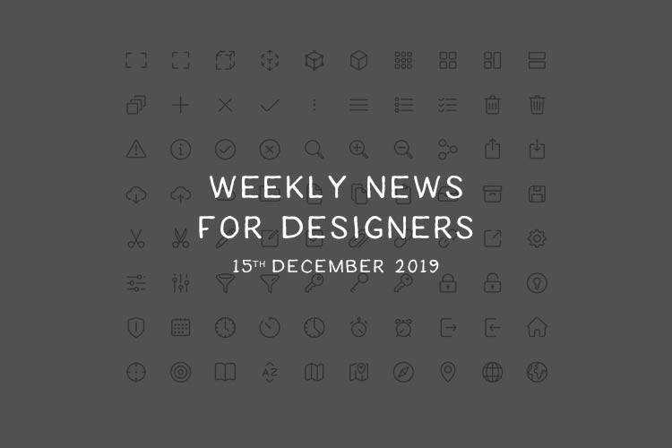 Weekly News for Designers № 518