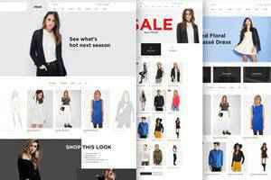 Fashion Shopping Theme