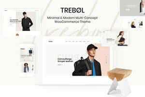 Minimal & Modern Shop Theme