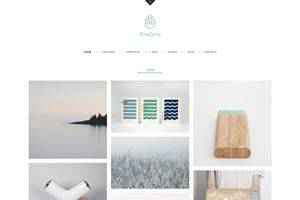 Creative Portfolio Blog Theme