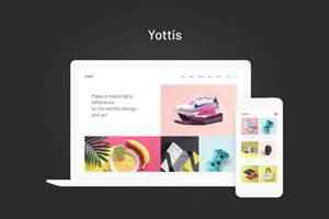 Yottis Blog Theme