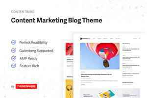 Content Marketing Theme
