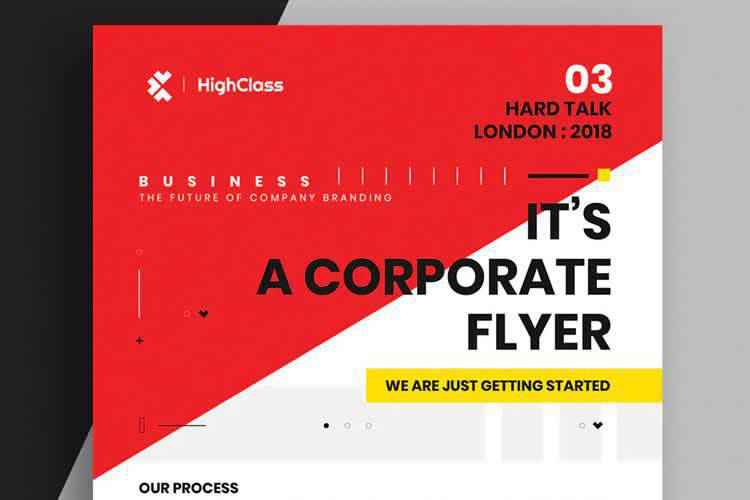 25 Best Free Corporate Business Flyer Templates for 2021