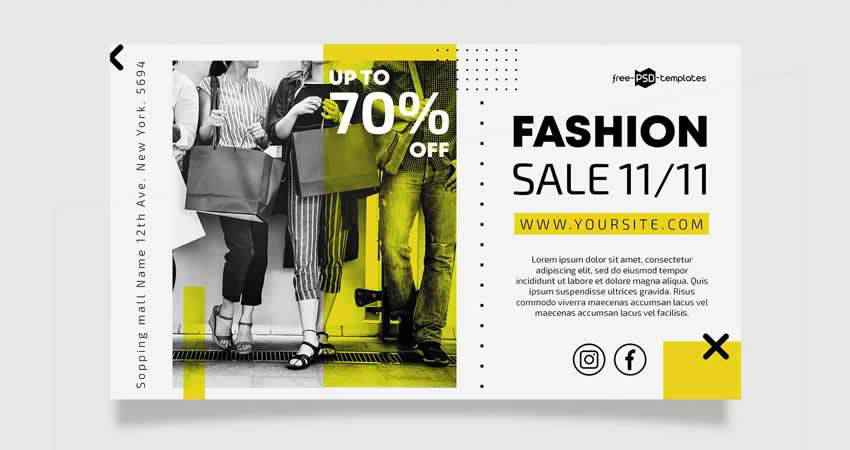 The 12 Best Free Style Fashion Flyer Templates For 2020