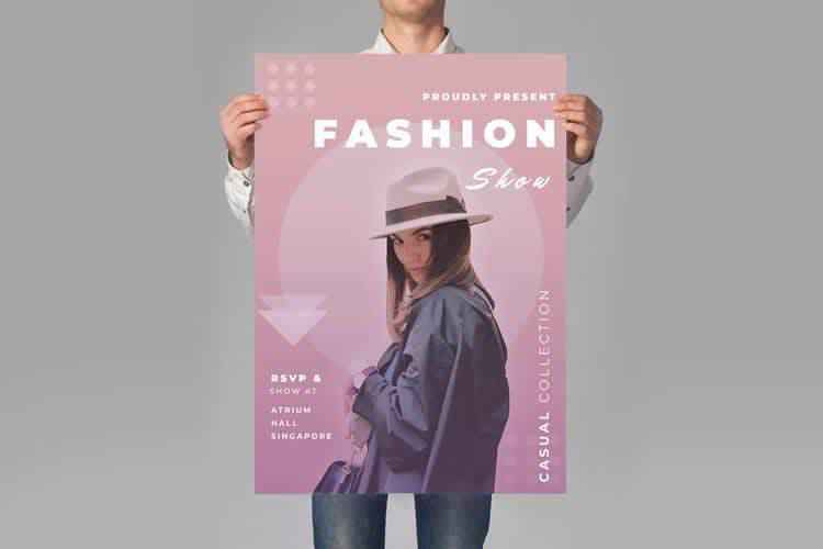 12 Best Free Style & Fashion Flyer Templates