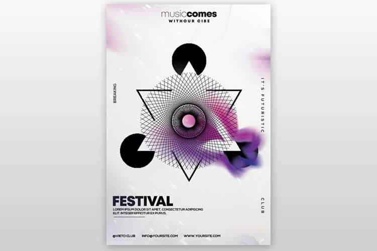 15 Best Free Music Event & Concert Flyer Templates for 2021