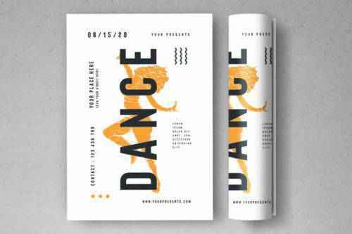 15 Best Free Party Flyer Templates