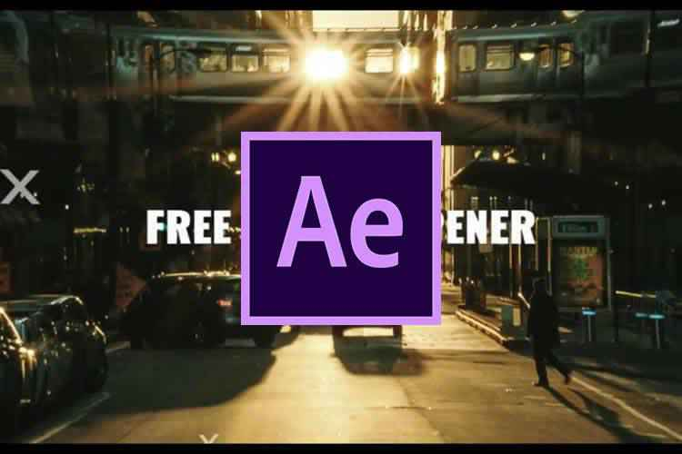 8 Free Adobe After Effects Opener Templates