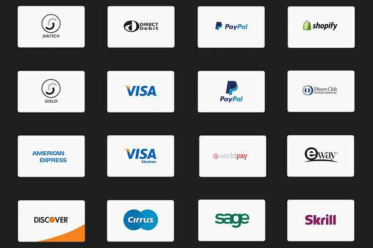 15 Free Payment Method Icon Sets