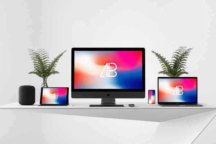 10 Free Responsive Website Mockup Templates for 2021