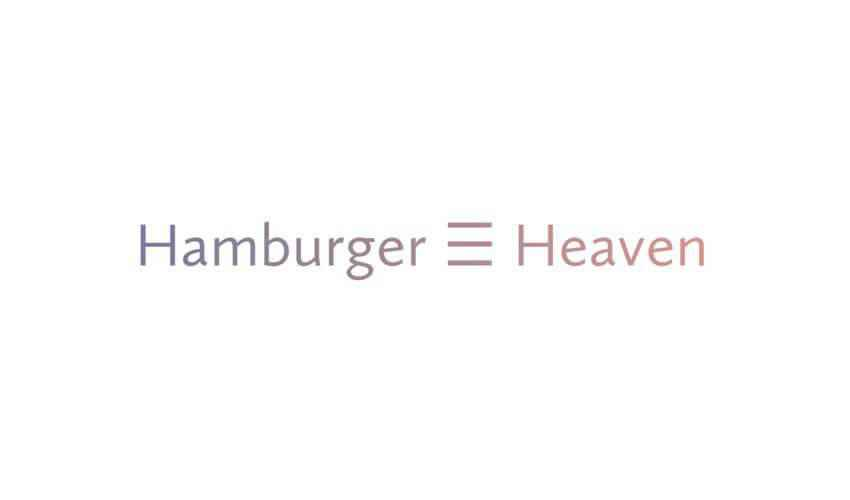 Hamburger ☰ Heaven