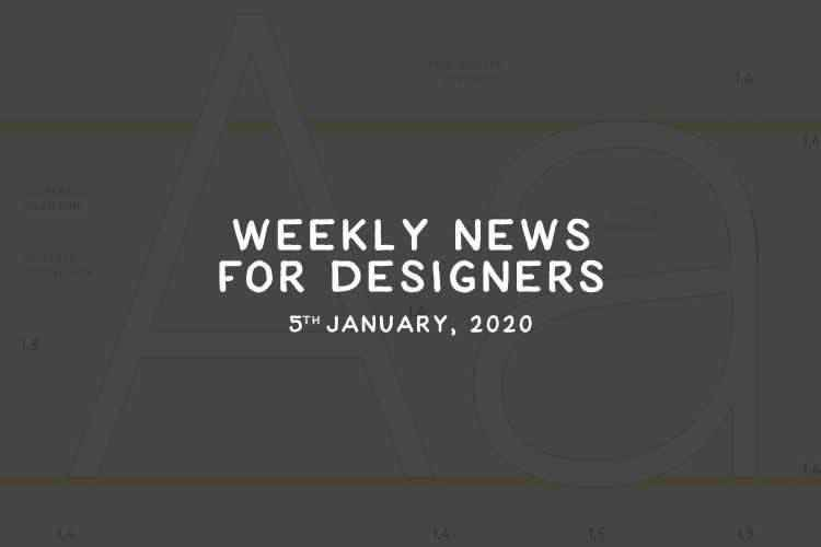 Weekly News for Designers № 521