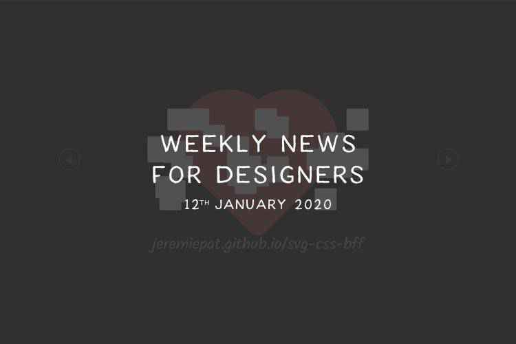 Weekly News for Designers № 522