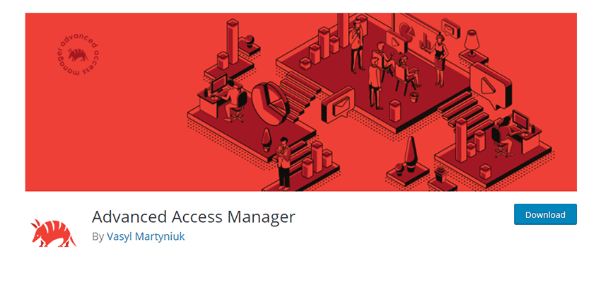 Screen from Advanced Access Manager.