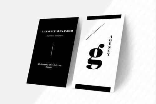 The Best 15 Business Card Mockup Templates