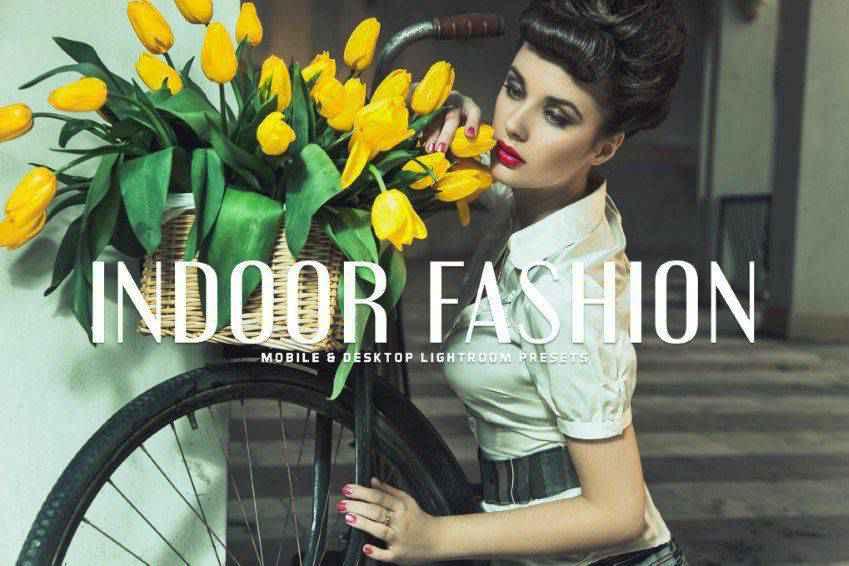 Indoor Fashion Lightroom Presets