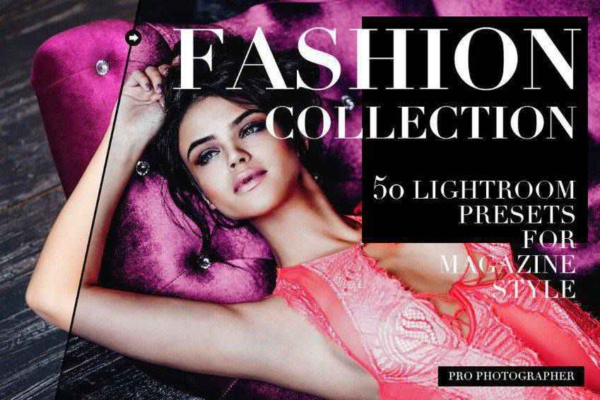 Fashion Collection Lightroom Presets