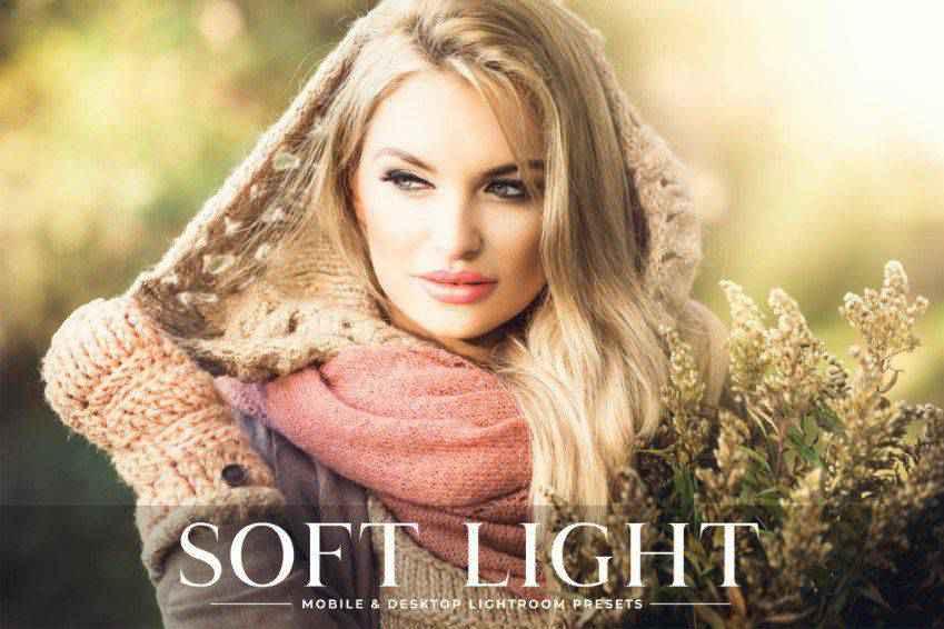 Soft Light Lightroom Presets