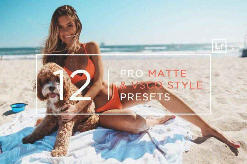 Pro Matte & VSCO Style Lightroom Presets