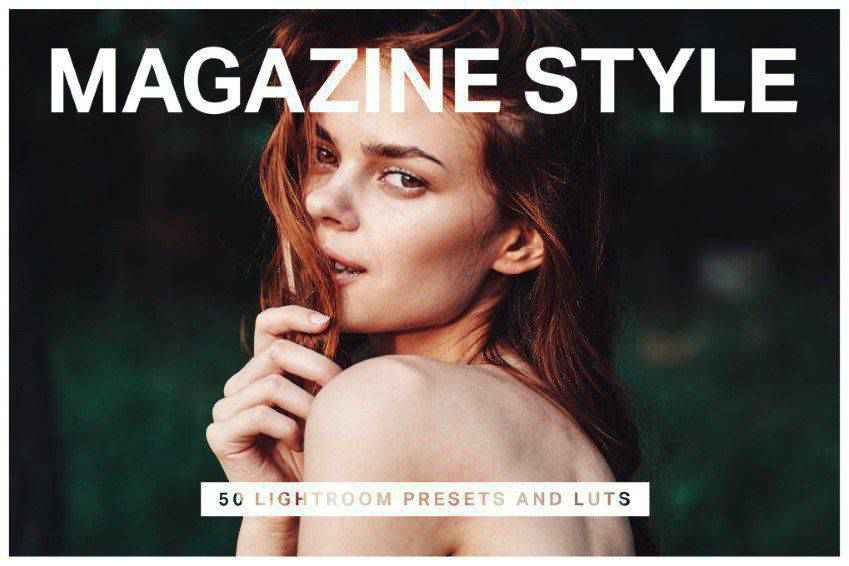 Magazine Lightroom Presets