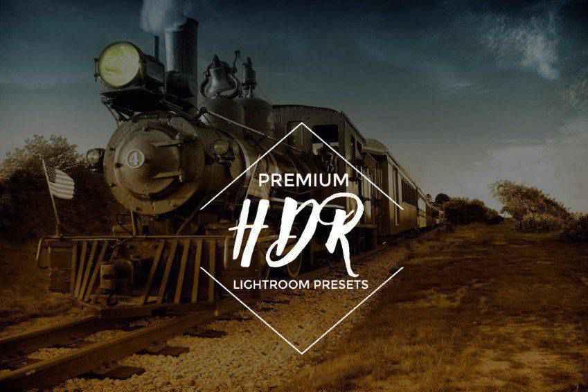 20 HDR Lightroom Presets Vol.1