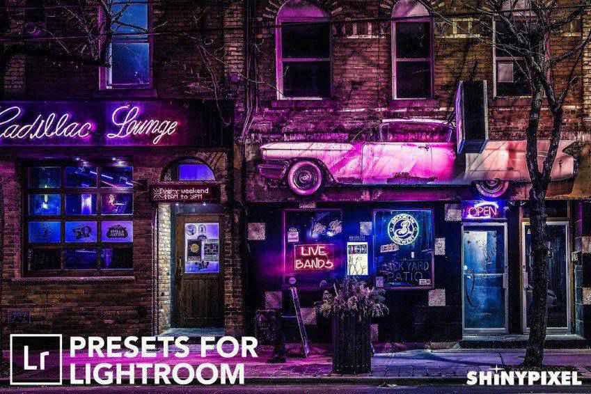 HDR Studio Vol.2 Lightroom Presets