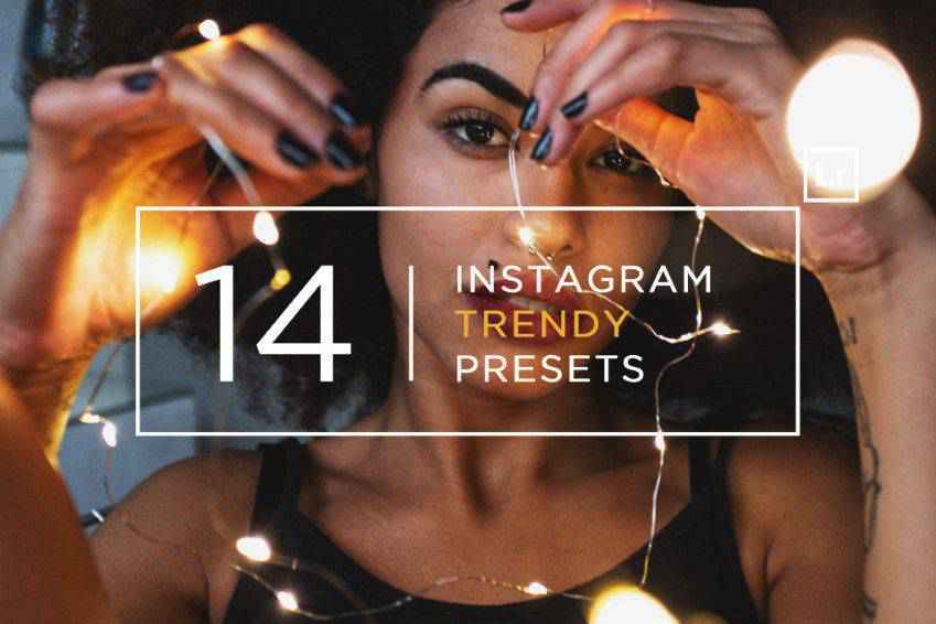 Instagram Trendy Lightroom Presets