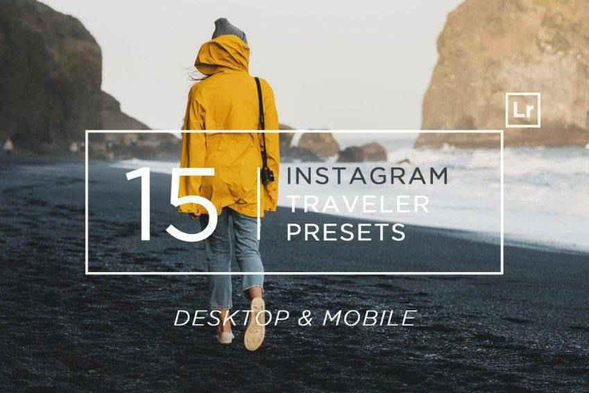 Instagram Traveler Ligtroom Presets