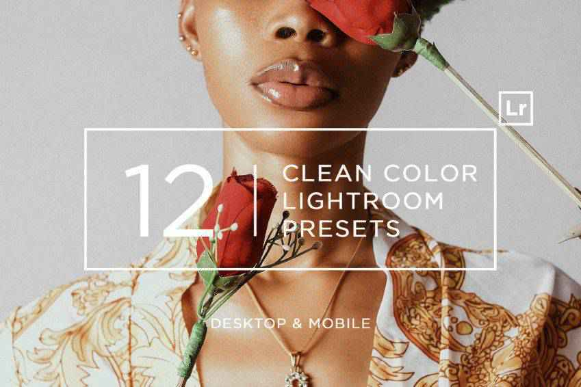 Clean Color Lightroom Presets