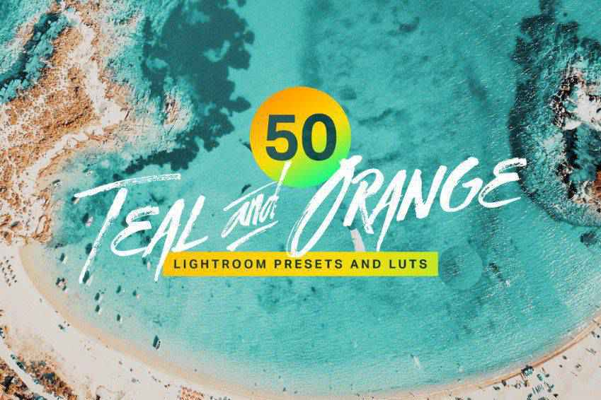 Teal Orange Lightroom Presets