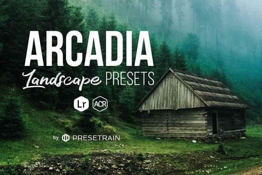 Arcadia Landscape Presets for Lightroom
