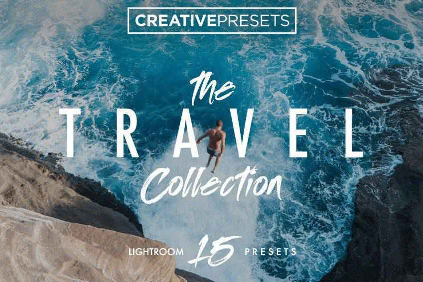 Travel Lightroom Presets Collection