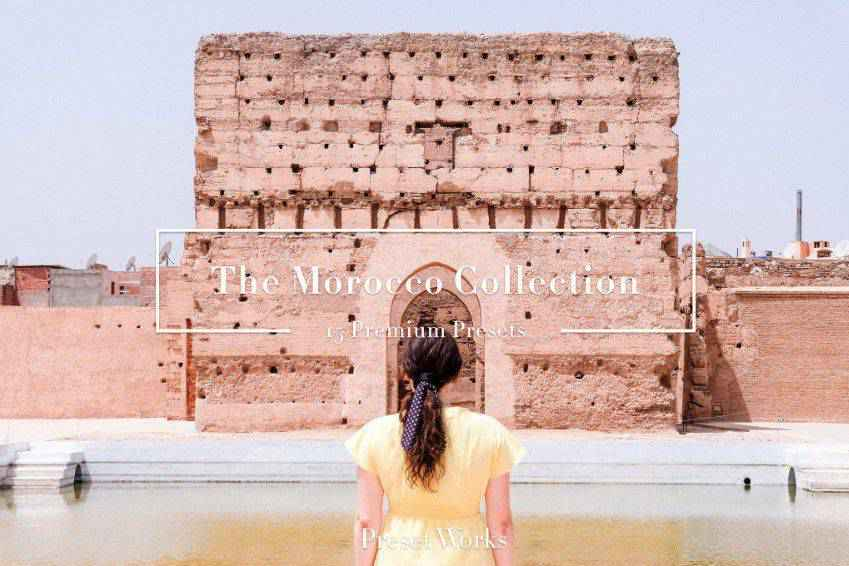 The Morocco Lightroom Preset Collection