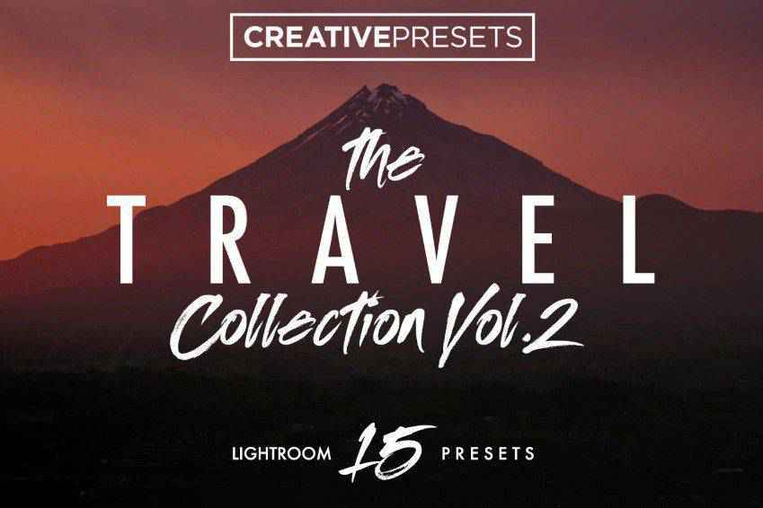 The Lightroom Preset Travel Collection