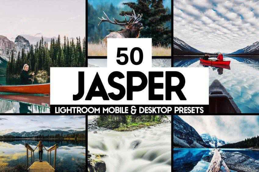 Jasper Lightroom Presets