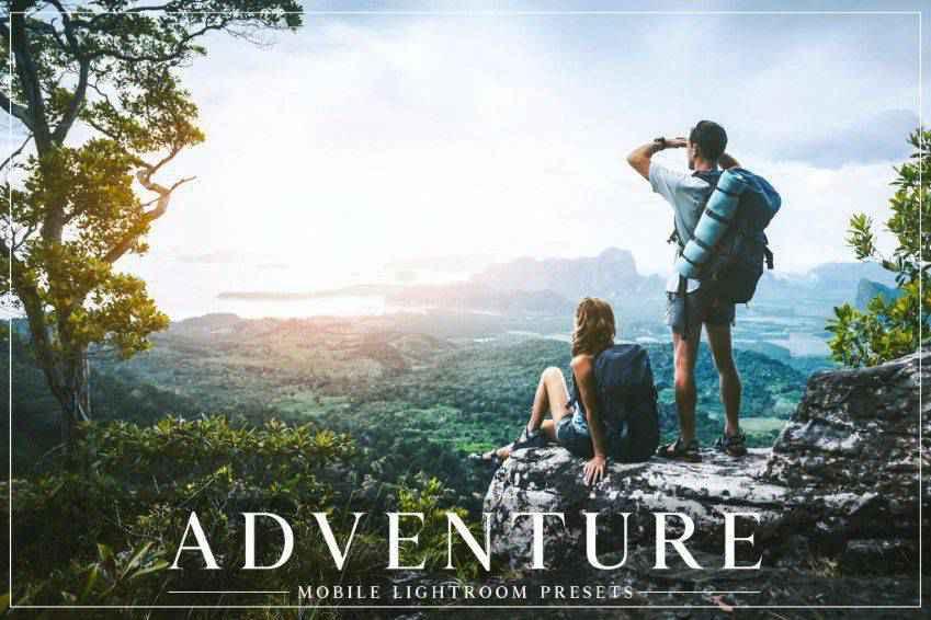 Adventure Travel Lightroom Preset