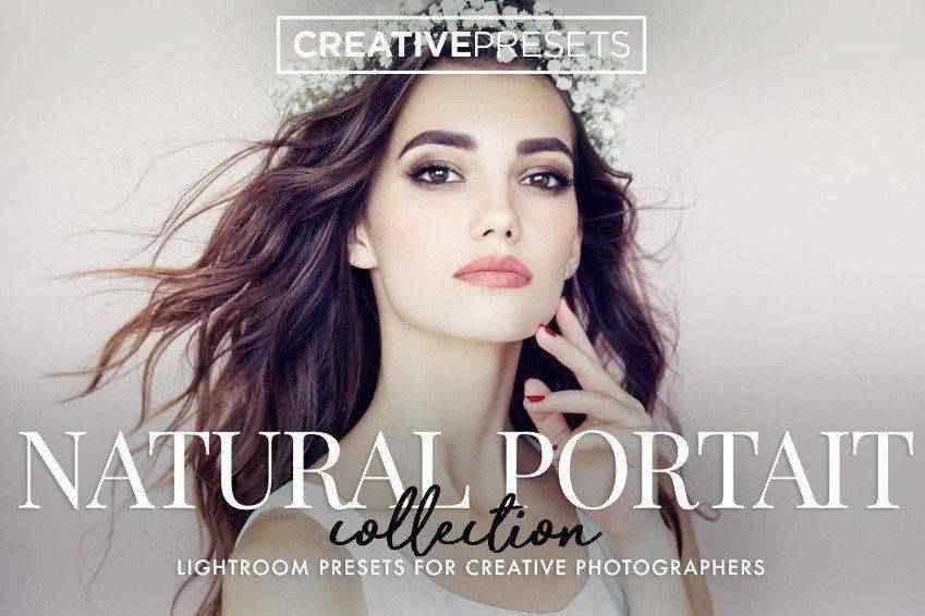 Natural Portrait Lightroom Presets