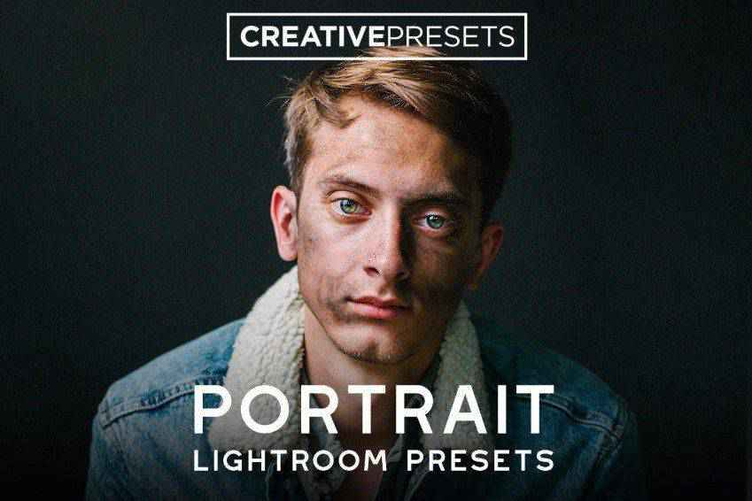 80 Portrait Lightroom Preset Bundle