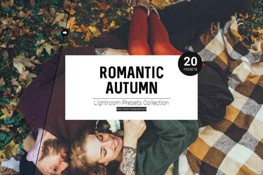 Romantic Autumn Lightroom Presets