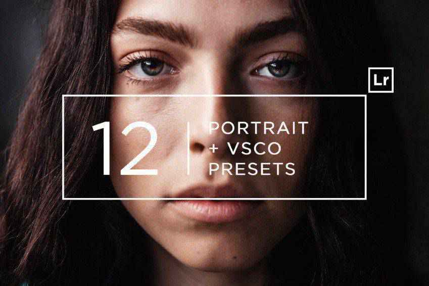 Pro Portrait & VSCO Lightroom Presets