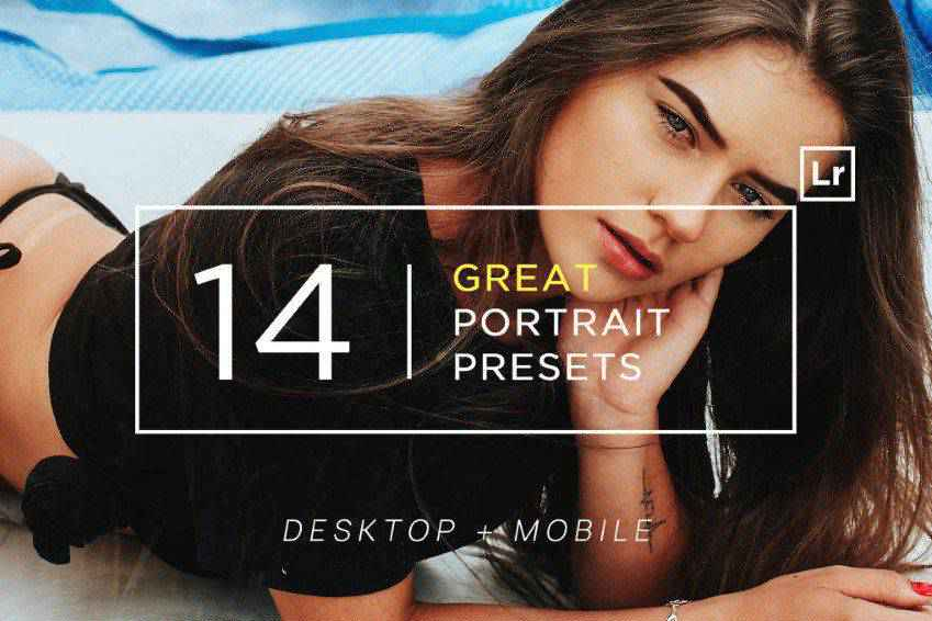Great Portrait Lightroom Presets