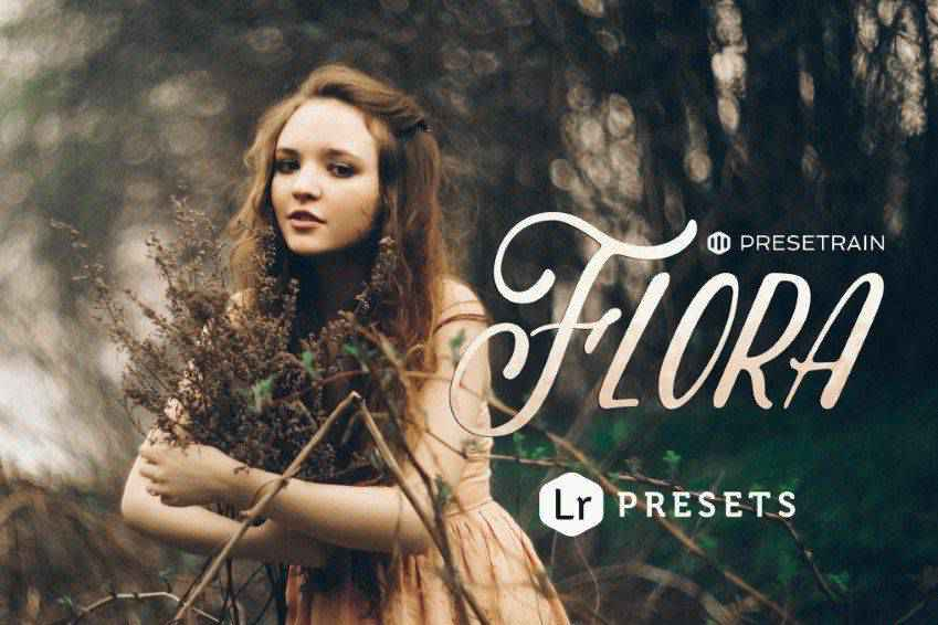 Flora Lightroom Presets