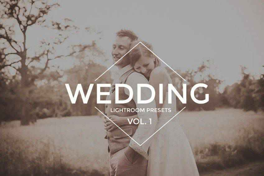 Wedding Presets Vol.1